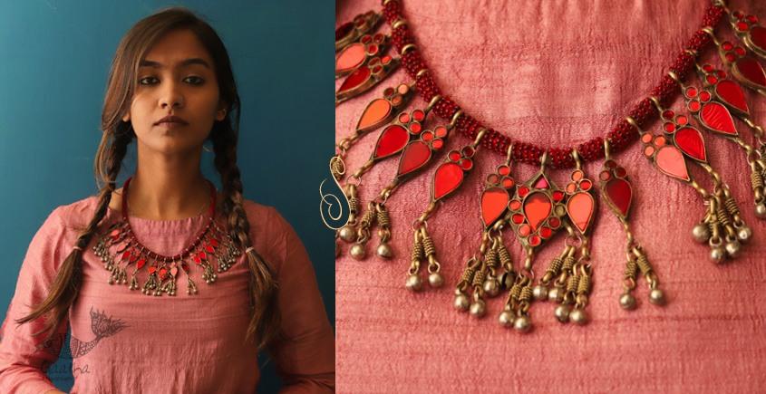 Anosha ✽ Tribal  Jewelry ✽ Necklace ✽ 111