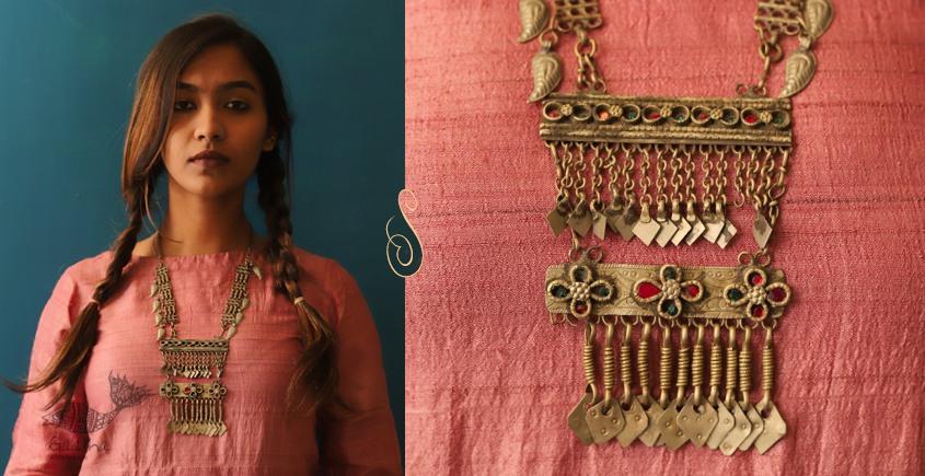 Anosha ✽ Tribal  Jewelry ✽ Necklace ✽ 110