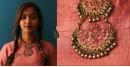 Anosha ✽ Tribal  Jewelry ✽ German Silver ✽ Necklace ✽ 32