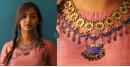 Anosha ✽ Tribal  Jewelry ✽ German Silver ✽ Necklace ✽ 17