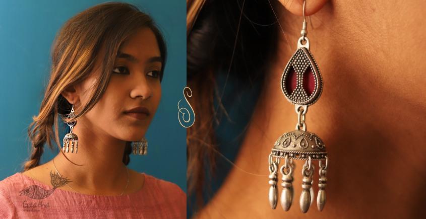 Anosha ✽ Tribal  Jewelry ✽ Earrings ✽ 121