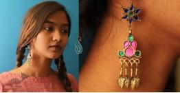 Anosha ✽ Tribal  Jewelry ✽ Earrings ✽ 42