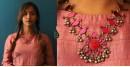 Anosha ✽ Tribal  Jewelry ✽ German Silver ✽ Necklace ✽ 27