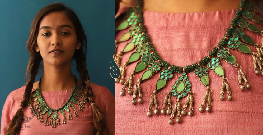 Anosha ✽ Tribal  Jewelry ✽ Necklace ✽ 104
