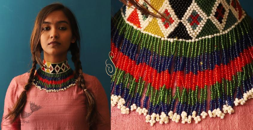 Anosha ✽ Tribal  Jewelry ✽ Necklace ✽ 116