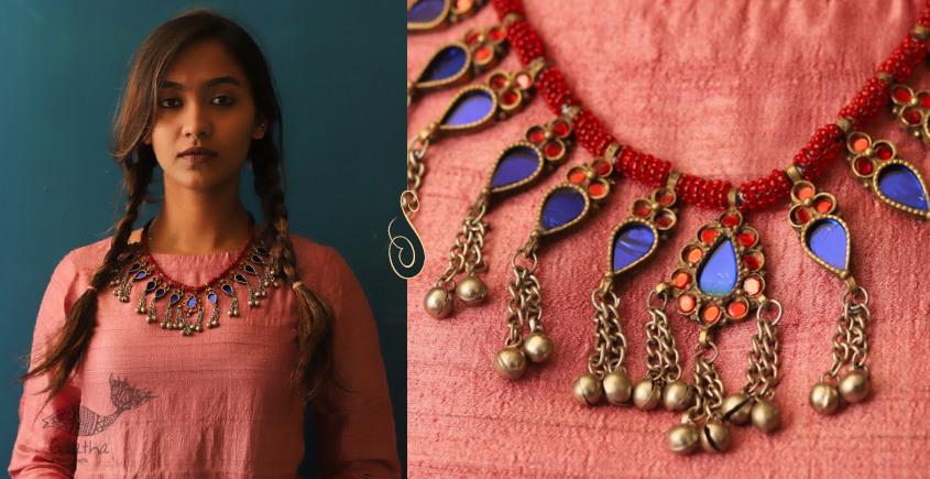 Anosha ✽ Tribal  Jewelry ✽ Necklace ✽ 117