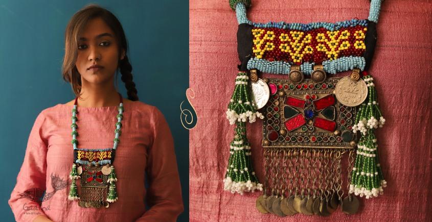 Anosha ✽ Tribal  Jewelry ✽ Necklace ✽ 31