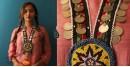 Anosha ✽ Tribal  Jewelry ✽ Necklace ✽ 50