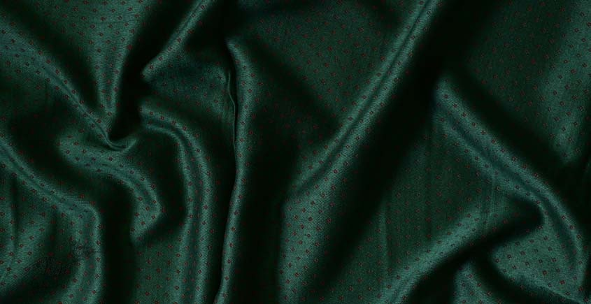 Mashru ✧ Silk+cotton Fabric ( Per meter ) ✧ 17