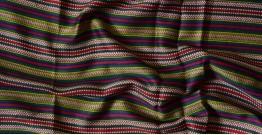 Mashru ✧ Silk+cotton Fabric ( Per meter ) ✧ 19
