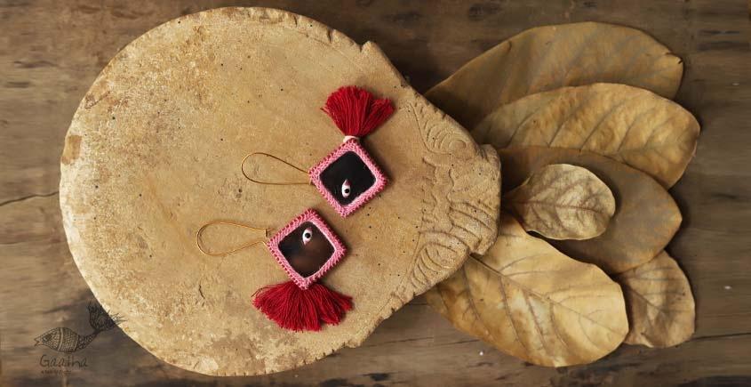 Kadō ❉ Bead Jewelry ❉ Earring ❉ 18