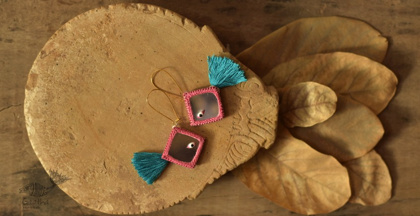 Kadō ❉ Bead Jewelry ❉ Earring ❉ 21