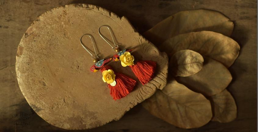 Kadō ❉ Bead Jewelry ❉ Earring ❉ 28