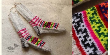 Igloo ☃ Wool Foot Warmers / Socks ☃ 8