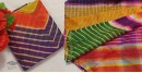 Shop Silk Kota Laheriya Saree - Rajasthan, Tie & Dye