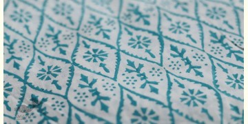 Sanganeri ✽ Block Printed ✽ Cotton Fabric ~ C