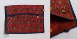 """Treasure Trove ♠ Cotton Pouch (10.5"""" x 8"""") ~ A"""