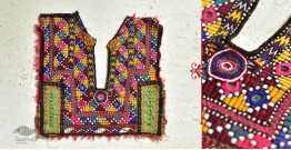 Pieces of Sindh ✠ Hand Embroidered Antique Piece ✠ 35