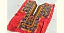 Pieces of Sindh ✠ Hand Embroidered Antique Piece ✠ 43