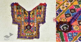 Pieces of Sindh ✠ Hand Embroidered Antique Piece ✠ 33