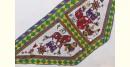 प्राचीन  ❂  Bead Wall Art ❂ Old Horse Jin ( saddle) ❂ K