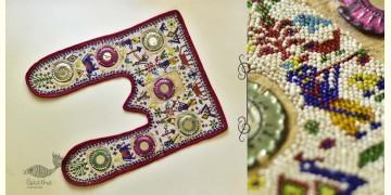 Prachin . प्राचीन  ❂  Handmade Bead Wall Art  ❂ 1