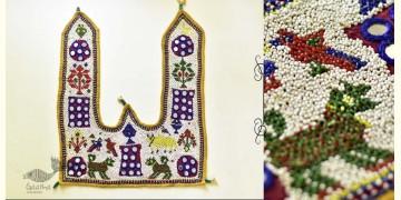 Prachin . प्राचीन  ❂  Handmade Bead Wall Art  ❂ 13