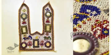 Prachin . प्राचीन  ❂  Handmade Bead Wall Art  ❂ 3