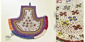 Prachin . प्राचीन  ❂  Handmade Bead Wall Art  ❂ 5
