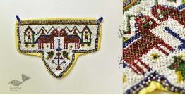Prachin . प्राचीन  ❂  Handmade Bead Wall Art  ❂ 8