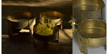 Ahar ✽ Brass ~ Angeethi / Warming-Pan ( Three Options - Small, Medium, Large ) ✽ 24