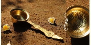 "Ahar ✽ Brass ~ Karchi (10.5"" x 3.7"" x 1.5"")"