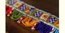 small size handmade bead toran