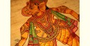 shop hand made leather puppets Ganesh 10