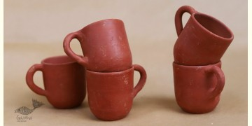 Maati Ka Kaam ● Clay Cups ( Set of Five ) ● 24