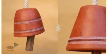 Maati Ka Kaam ● Clay Hanging Bell ● 18