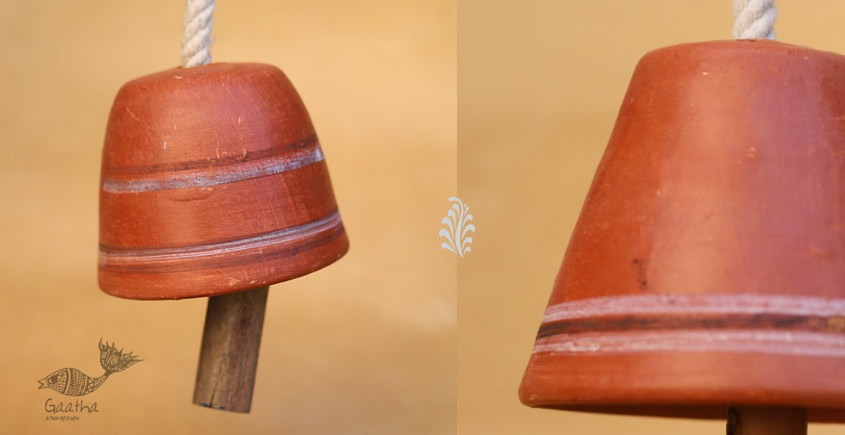 shop online Clay Hanging Bell