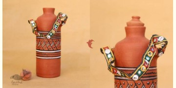 Maati Ka Kaam ● Water Bottle With Belt ● 8