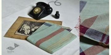 Damodar . दामोदर ❇ Handloom Cotton Silk Dhoti-Khes Set ❇ 2