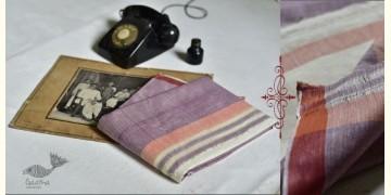Damodar . दामोदर ❇ Handloom Cotton Silk Dhoti-Khes Set ❇ 3