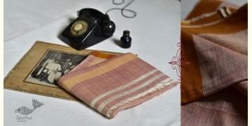 Damodar . दामोदर ❇ Handloom Cotton Silk Dhoti-Khes Set ❇ 5