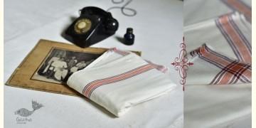 Damodar . दामोदर ❇ Handloom Matka Silk Dhoti-Khes Set ❇ 11