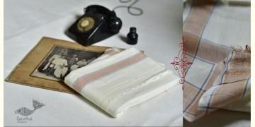 Damodar . दामोदर ❇ Handloom Matka Silk Dhoti-Khes Set ❇ 6