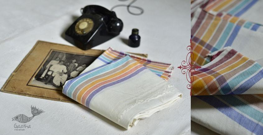 buy handloom cotton mundu dhoti khes online - traditional men wear