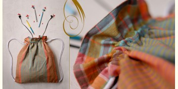 Getting carried away - Cotton String Bag - 1