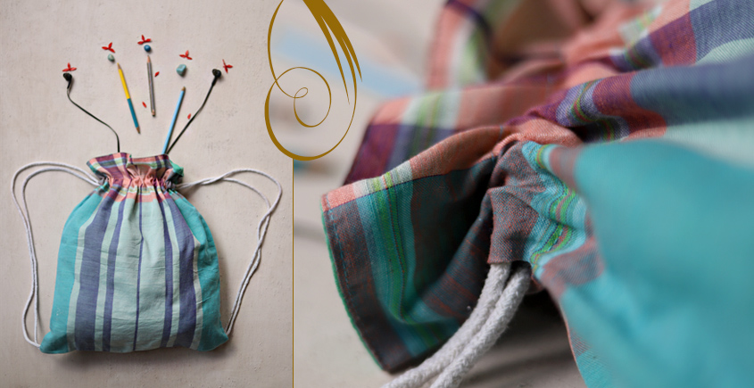 Getting carried away - Cotton String Bag - 3