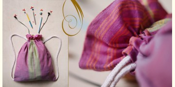 Getting carried away - Cotton String Bag - 5