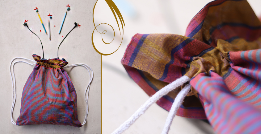Getting carried away - Cotton String Bag - 10