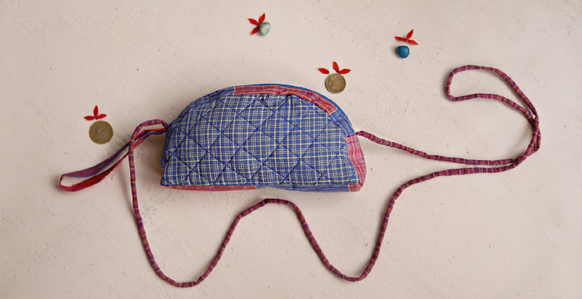Getting carried away - Cotton Pouch - 1