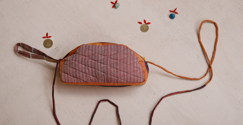 Getting carried away - Cotton Pouch - 3